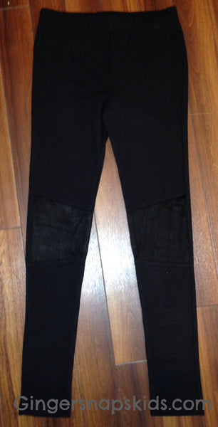 Ella Moss Olivia Black Knit Pants (sz 10 last ones)