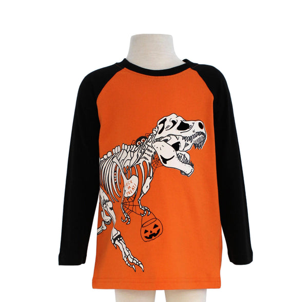 Bonnie Jean Trick or Treat Skeleton Tee |PREORDER|