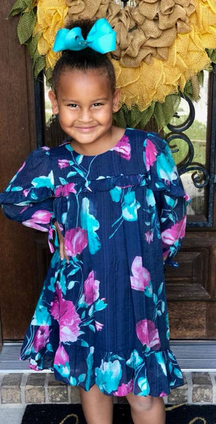 Isobella & Chloe Four Seasons Dress-Girls | FALL 2018 PREORDER