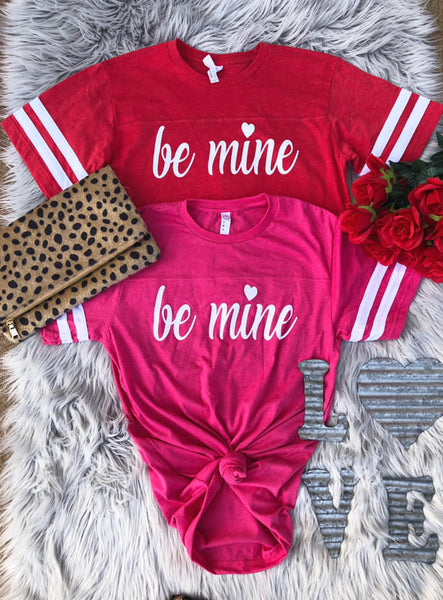 Be Mine Women's Tee |PREORDER|