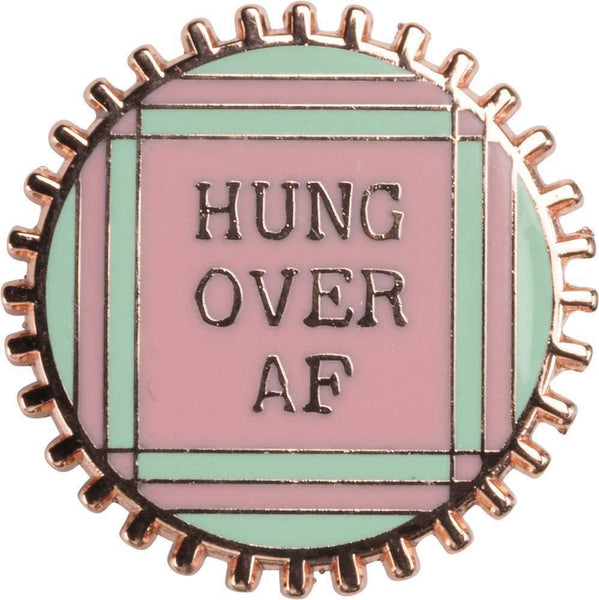 Enamel Pin - Hung Over | PREORDER