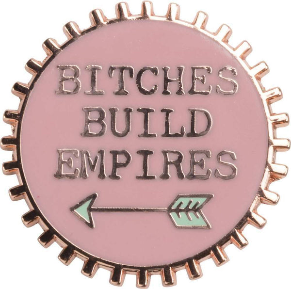 Enamel Pin - Build Empires | PREORDER
