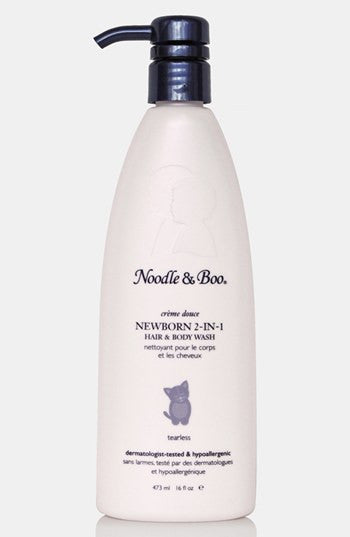 Noodle & Boo Newborn 2 in 1 Hair & Body Wash