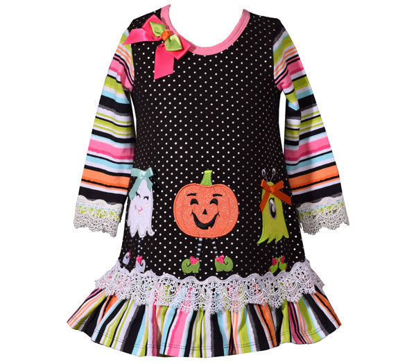Bonnie Jean Dancing Ghouls Dress