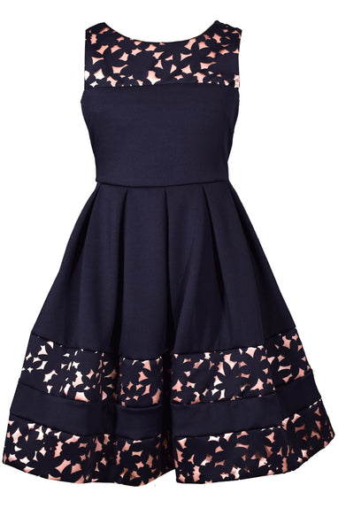 Bonnie Jean Floral Special Occasion Dress