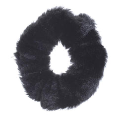 Black Tuxedo Hair Tie - Fuzz'd by Watchitude