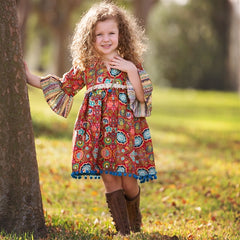 Haute Baby Gypsy Autumn Boho Dress | FALL 2018 PREORDERS