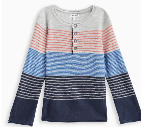 Splendid Boys Striped Sweater (sz 4/5 last one)