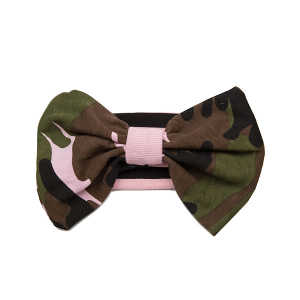 Haute Baby Girls Daddy's Little Dear Headband (sz INF-TOD) | FALL 2018 PREORDER