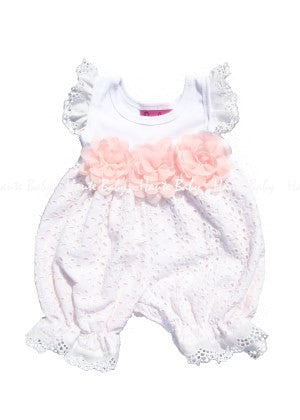Haute Baby Innocence Bubble Sz 0-24mo