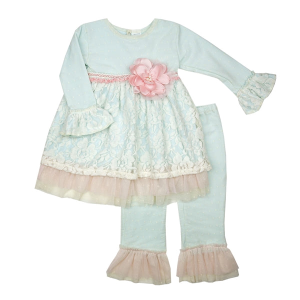 Haute Baby Fairy Frost Swing Set