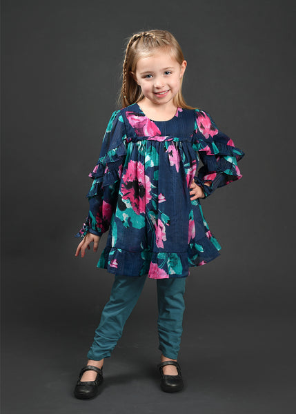 Isobella & Chloe Four Seasons 2 Piece Set-Toddler | FALL 2018 PREORDER