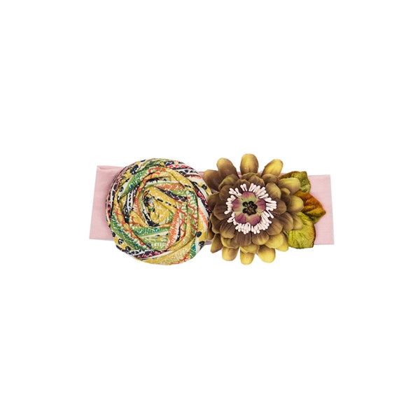 Haute Baby Girls Gypsy Autumn Headband (sz INF-TOD) | FALL 2018 PREORDER