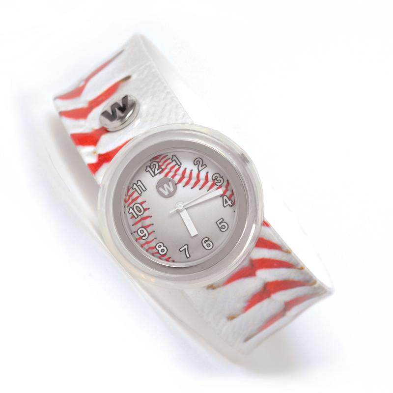 Homeruns - Watchitude Slap Watch