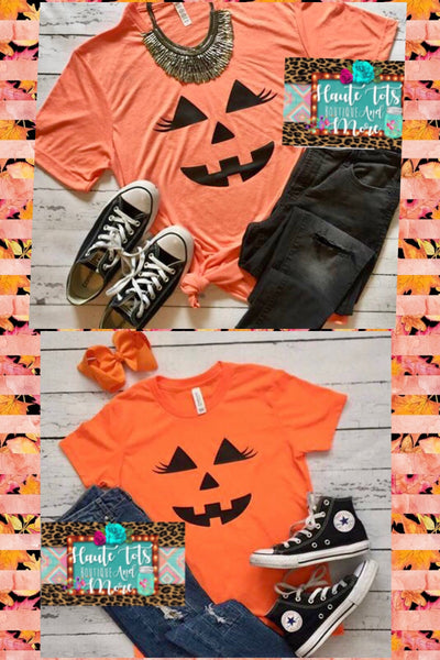 Mommy & Me Jack-OH!-Lantern Tees - Mommy Tee