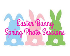 Easter Bunny Photo Session
