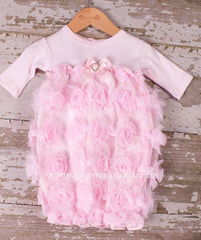 Haute Baby Emma Rose Gown (One Size)