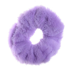 Lavender Donut Hair Tie - Fuzz'd by Watchitude