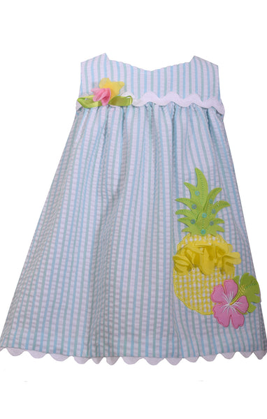 Bonnie Jean Pineapple Dress