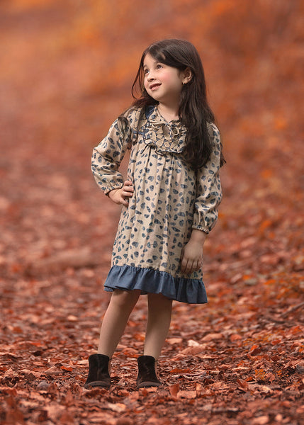 Isobella & Chloe Marina Dress-Toddler | FALL 2018 PREORDER
