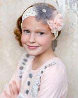 Giggle Moon Graced Knit Headband (sz INF, TOD)