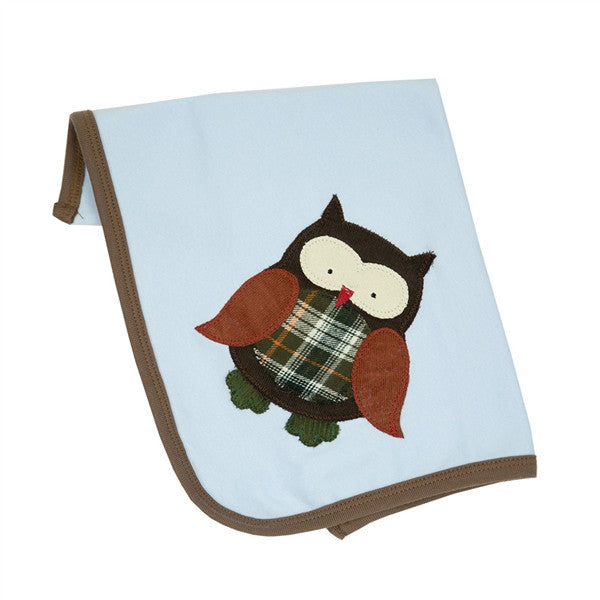 Haute Baby What a Hoot Blanket FALL 2016 PREORDER