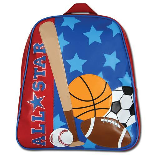 Stephen Joseph All-Star Sports Go-Go Backpack