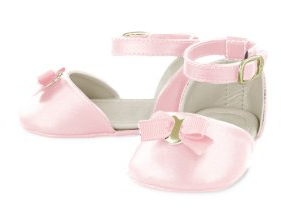 Mayoral Girls Rose Mary Janes (sz NB-9m)