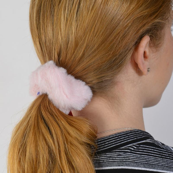 Strawberry Milkshake Hair Tie - Fuzz'd by Watchitude