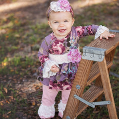 Haute Baby Sugar Plum Swing Set | FALL 2018 PREORDERS