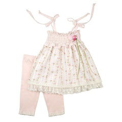 Emmie Grace Infant Girls Popover Set