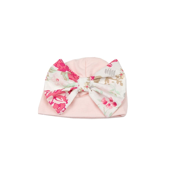 Garden Party Newborn Cap