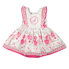 Garden Party Little Girls Dress