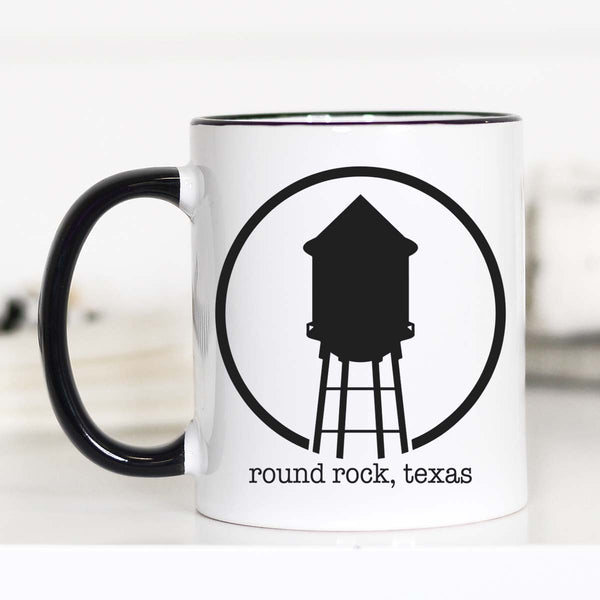 11 oz Round Rock Hometown Coffee Mug