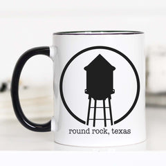 11 oz Round Rock Hometown Coffee Mug |PREORDER|