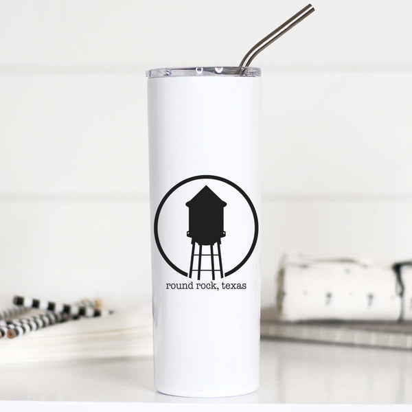 20 oz Round Rock Hometown Insulated Travel Mug |PREORDER|