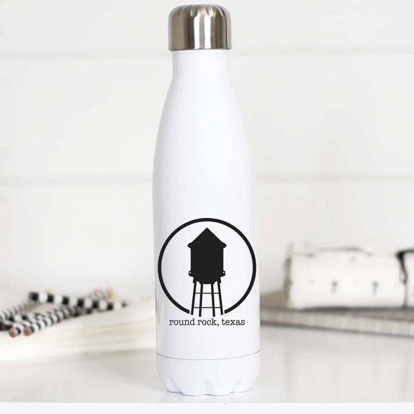 17 oz Round Rock Hometown Insulated Sport Bottle