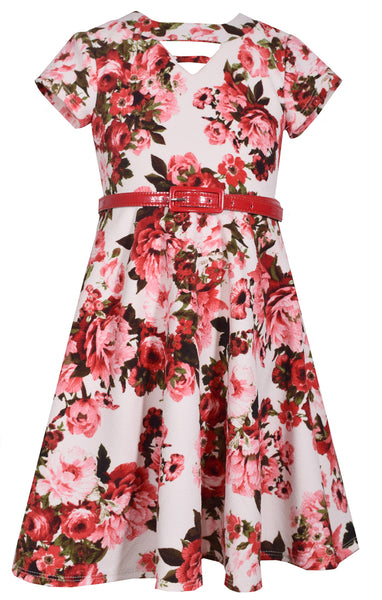Bonnie Jean Tween Floral Dress