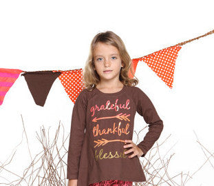 Haven Girl Blessed Tunic (sz 7-14)