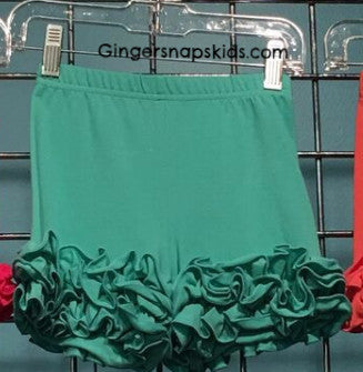 Serendipity Dipity Turquoise Icing Shorties (sz 12m-6)