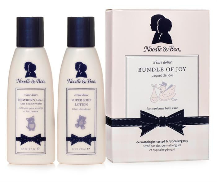 Noodle & Boo Bundle of Joy Newborn Gift Set