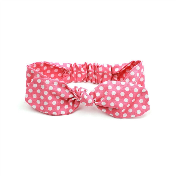 Haute Baby Daddy's Girl Lucy Headband (sz INF) SPRING 2016 PREORDER