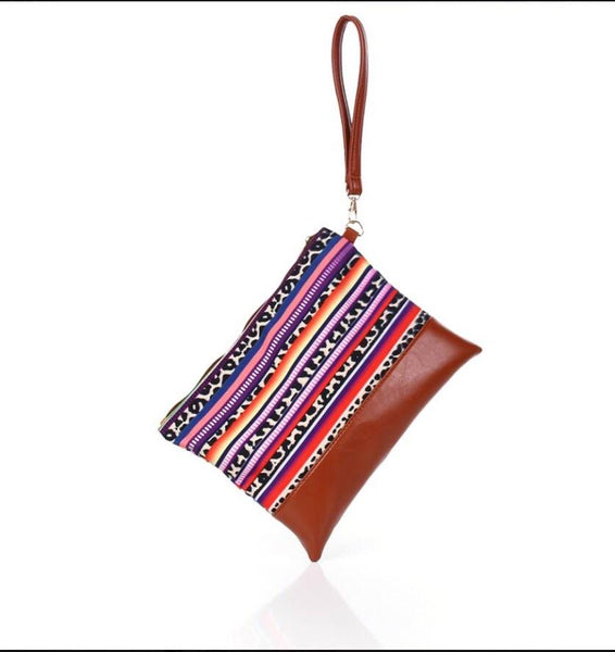 Serape Small Clutch |PREORDER|