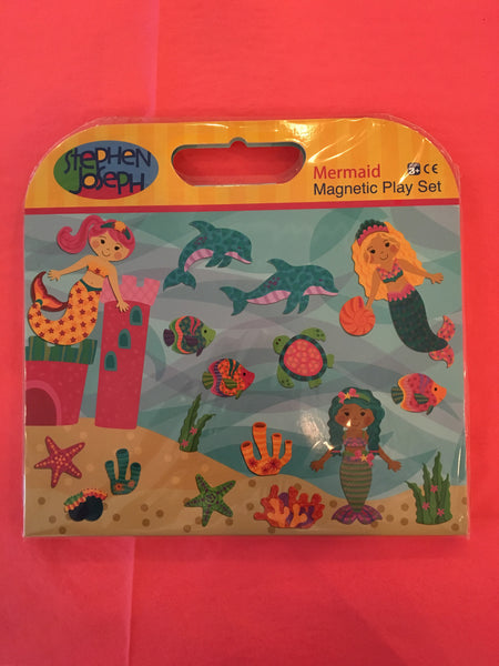 Stephen Joseph Mermaid Magnetic Playset