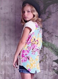 Jak & Peppar Joplin High-Low Tunic (sz 4-10)