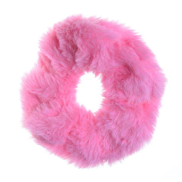 Pink Lip Gloss Hair Tie - Fuzz'd by Watchitude