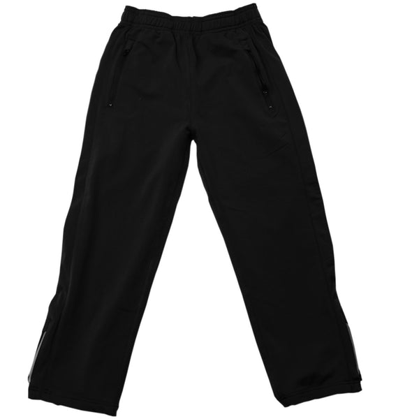 Wes and Willy Black Performance Pants (sz 2T-S/8)