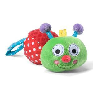 Gund Happi Caterpillar Pull Toy