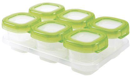 OXO Baby Blocks Freezer Storage Containers (2 oz)