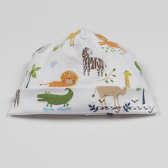 Kissy Kissy Boys Jungle Jaunt Print Hat (sz NB-SM) | FALL 2017 PREORDER